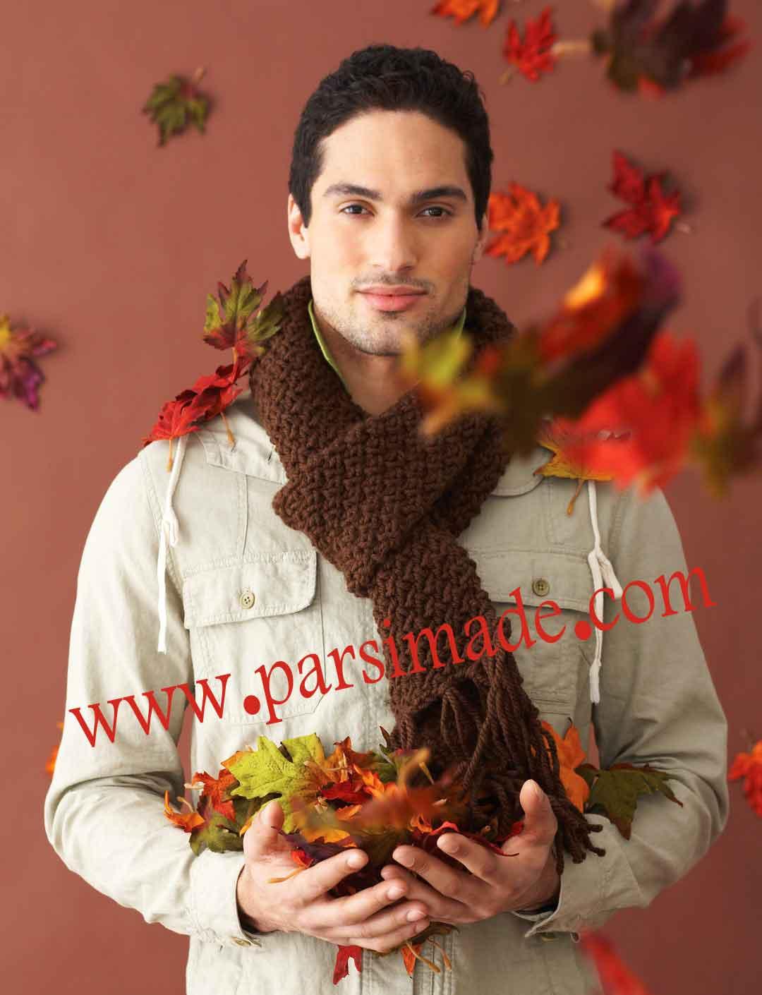 شال گردن مردانه خرید