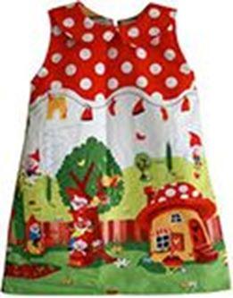تصویر برای رده محصول الگو و دوخت لباس کودک