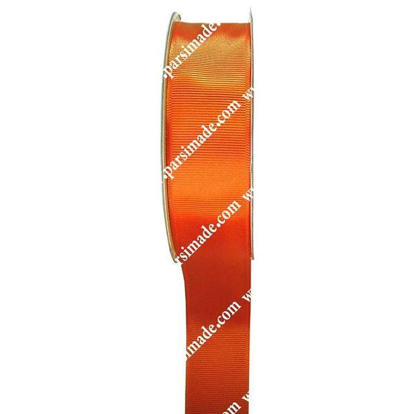 روبان گروگرین 2.5 سانتی نارنجی
