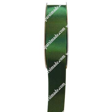 روبان گروگرین 2.5 سانتی سبز