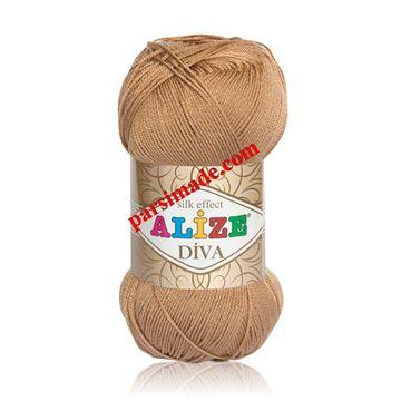 رنگ کارامل ALIZE DIVA - CARAMEL (369)