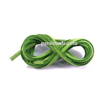نخ تریشه اشبالت سبز حنایی