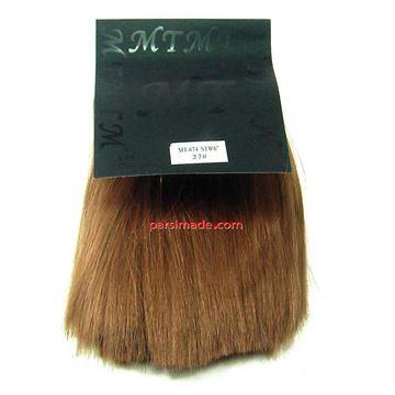 موی عروسک رنگ عسلی