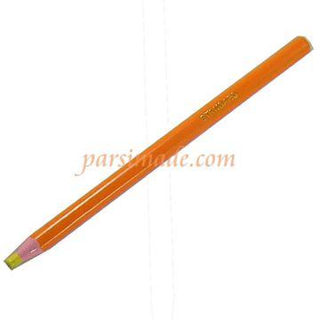 مداد خیاطی زرد نخ دار