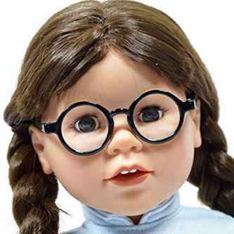 تصویر برای رده محصول عینک عروسک
