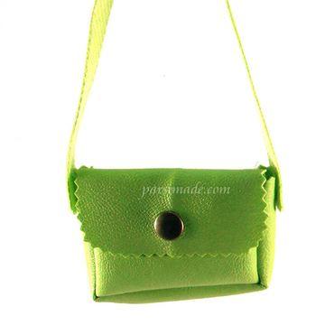 کیف عروسکی سبز