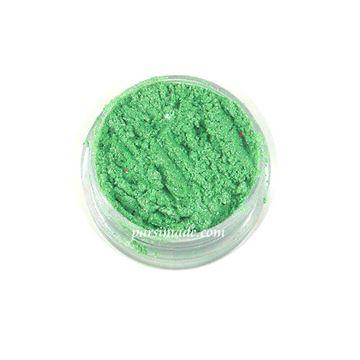 رنگ رزین پودری سبز صدفی